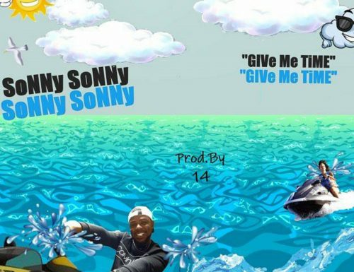 """Artist of the month – Sonny Sonny: """"Give Me Time"""""""